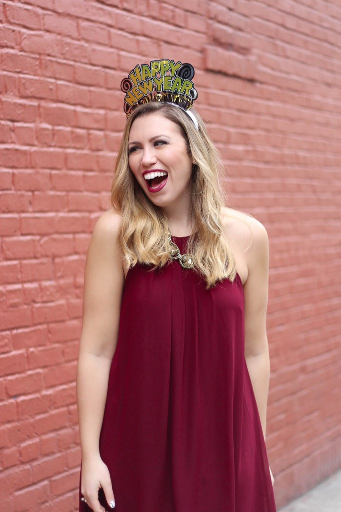 New Year's Eve Fashion | Celebrate | Happy New Year Crown