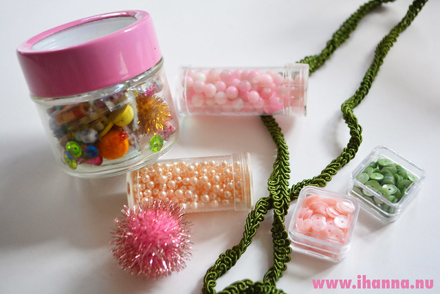 Beads and trinkets