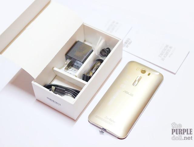 Zenfone 2 Unboxing