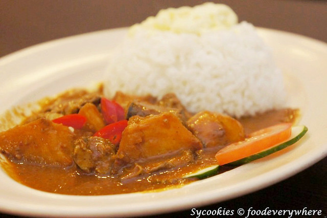 1.utopia vegetarian cuisine - MUTTON CURRY