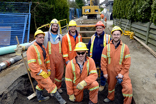 Cambie Water crew 9