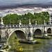 Sant'Angelo Bridge by Francesco Grisolia