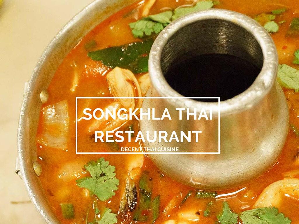 songkhla thai