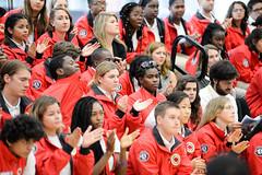 230 AmeriCorps members gather to take their pledge