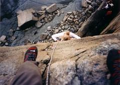 Bea Climbing (Jun-04) Image