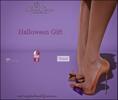 Halloween GIFT by ChicChica