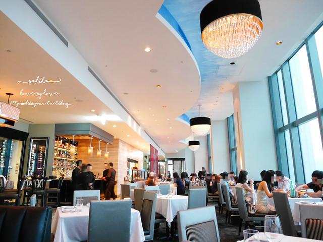 台北101夜景景觀餐廳推薦莫爾頓牛排館 Morton's The Steakhouse (4)