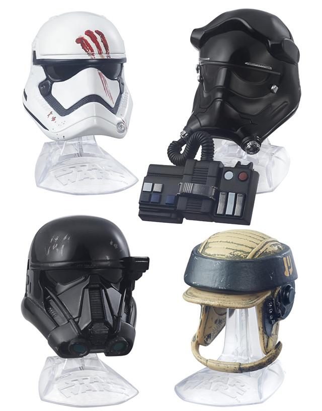 孩之寶《星際大戰》黑標系列合金頭盔全新一波在台上市!