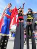 San Francisco Superhero Street Fair 2016: Skyscraper Super Heroines!