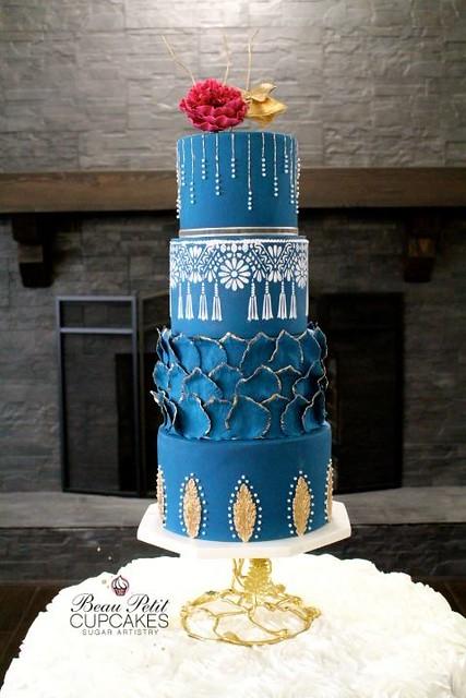 Cake by Beau Petit Cupcakes