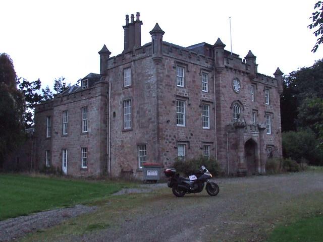 2016 # 069, Teaninich Castle, Cromarty & Ross 2.