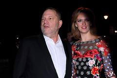 Harvey Weinstein & Charlotte Carroll x Candid Portraits Ltd