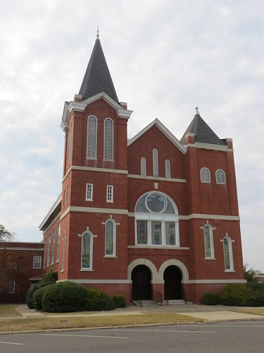 First Baptist Union Springs AL