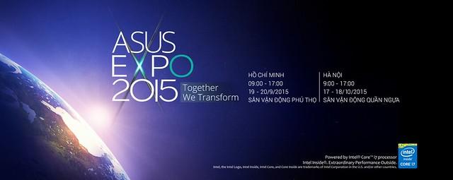 [PR]Tham gia Asus Expo với khẩu hiệu An - Quả - Lượng - 91425