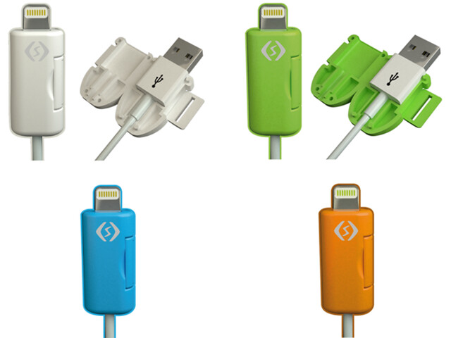 4 Colors for Lightning Adapter