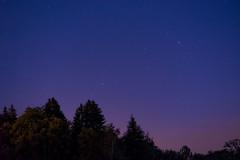 Astrometry - Scorpius and Saturn - Photo of Merlas
