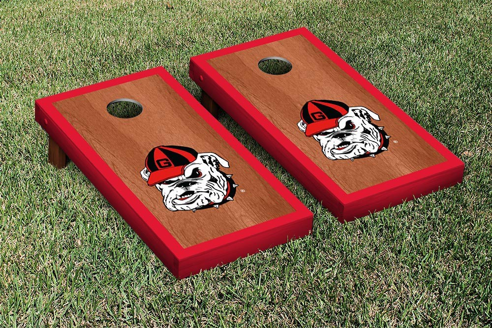 Georgia Bulldogs Rosewood Border Version 2