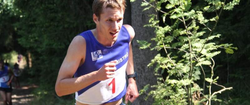 V Radňovicích se bojovalo o účast na mistrovství světa v běhu do vrchu