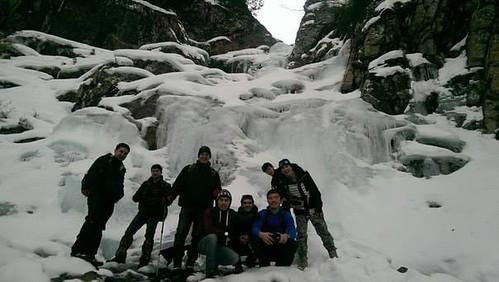 Экскурсия на водопад Горельник (1)