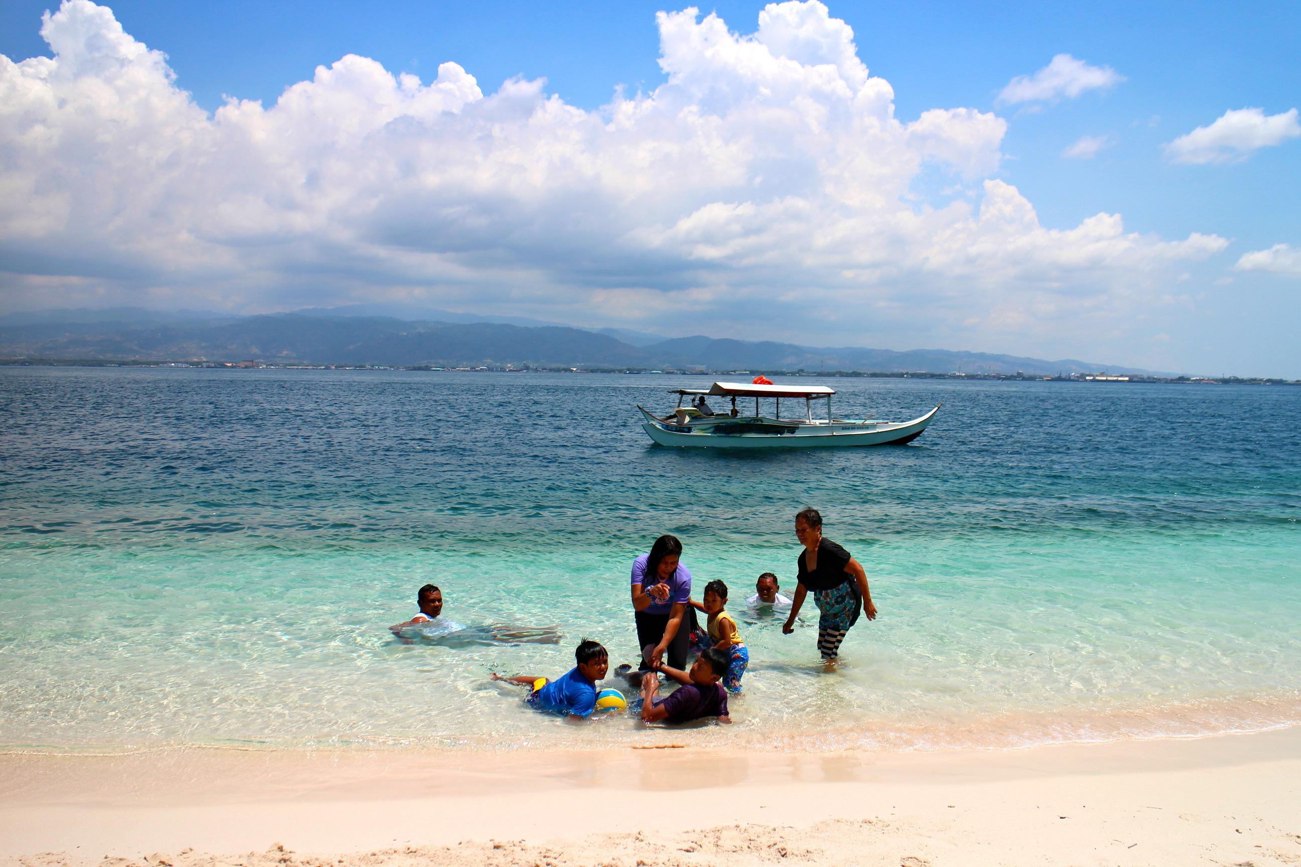 Sta. Cruz Island, Zamboanga City, PH - 2015