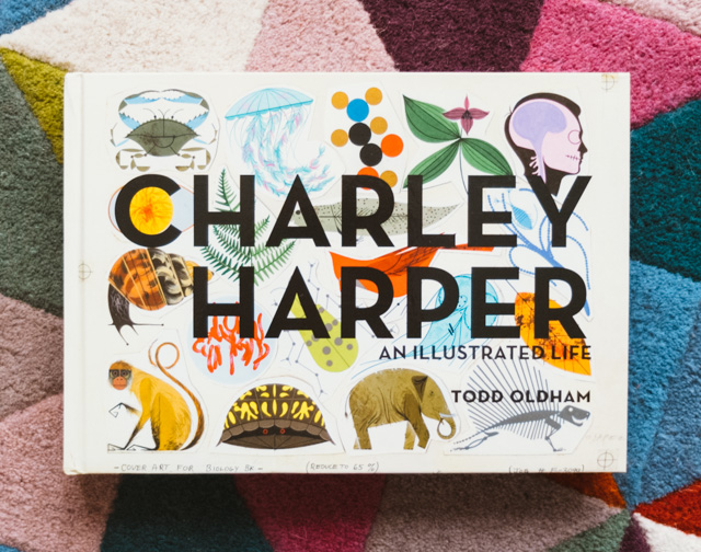 charley harper: an illustrated life book review