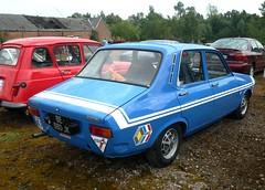 Renault R12 Gordini - Photo of Voyennes