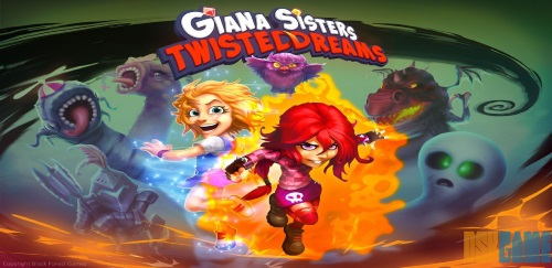 Giana Sisters: Twisted Dreams home