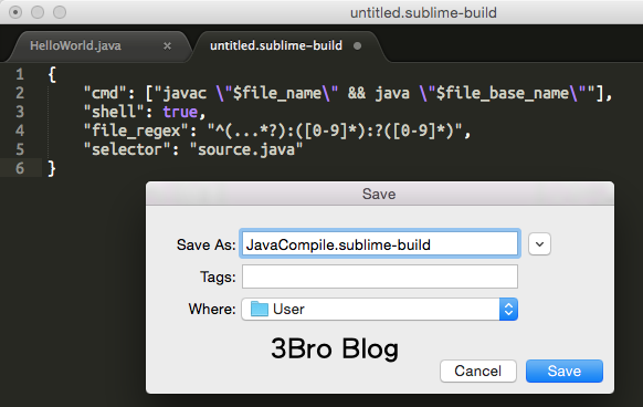 Java-OS-X-Sublime-Text