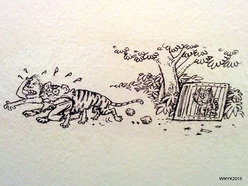 Tiger Trick
