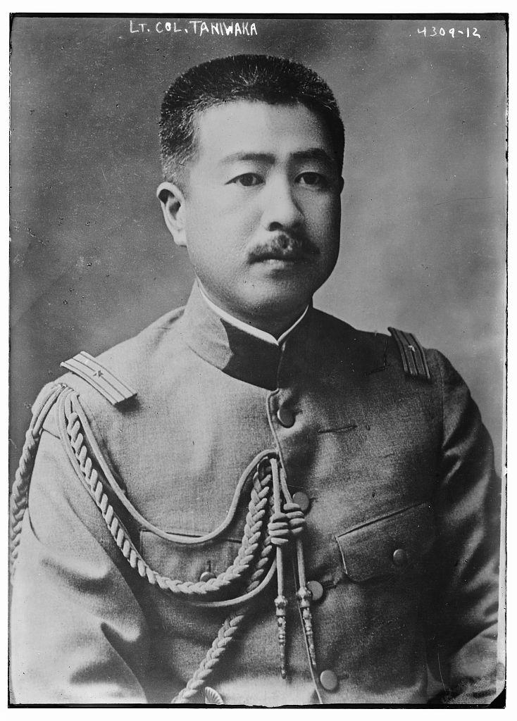 Lt. Col. Taniwaka (LOC)