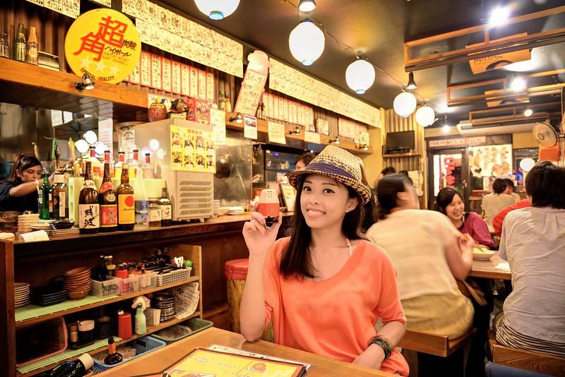 冲绳国际通コマネチ,关西风串炸居酒屋