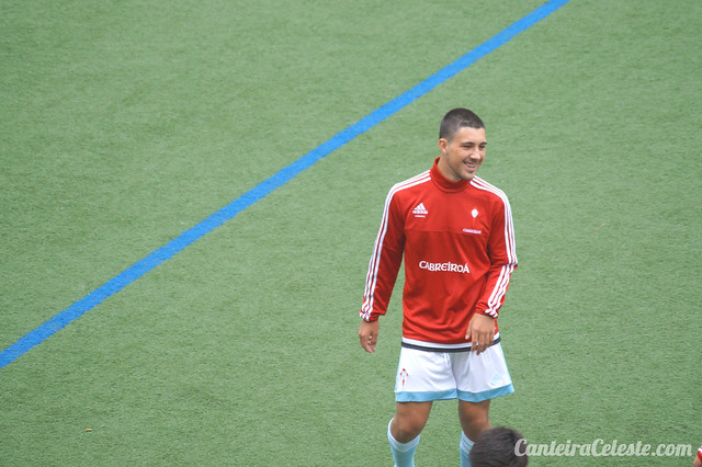 JUVENIL A   Celta-Real Racing Club (13/09/2015)