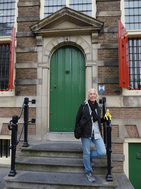 Rembrandt's house - Amsterdam
