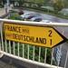 Schengen signpost
