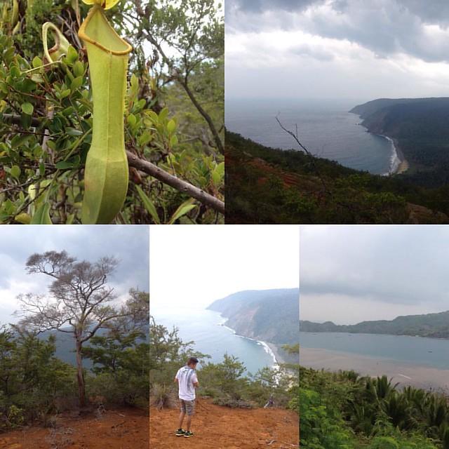Shooting docu about protected areas here in Mt. Hamiguitan for #DENR @loren_legarda