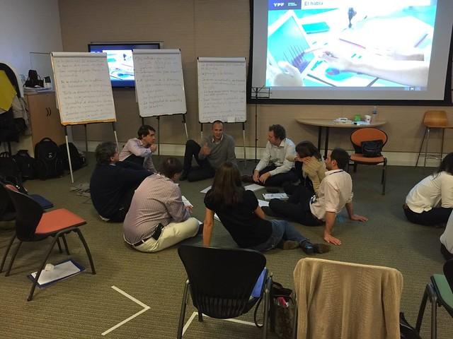 Escuela de Líderes YPF junto a Newfield Consulting Argentina