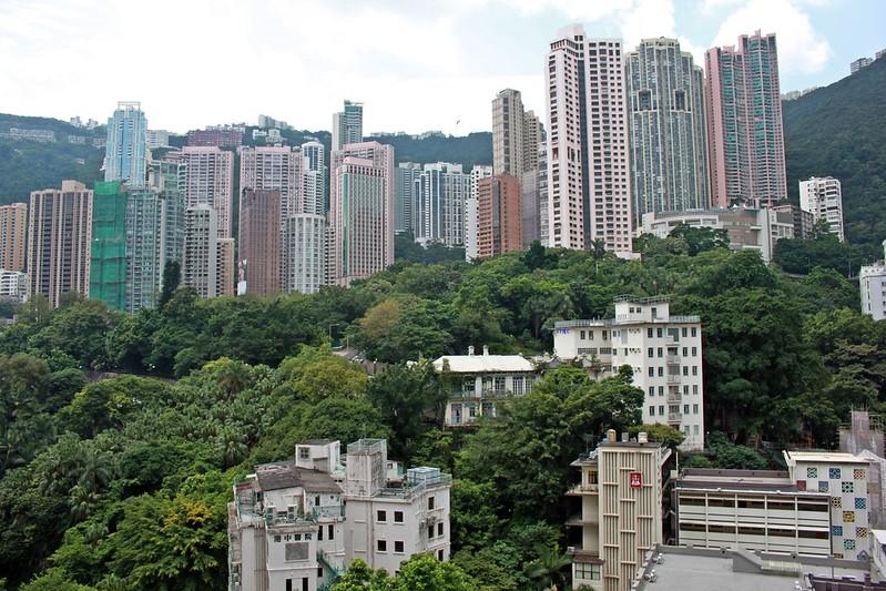 香港旅行-住宿-迷你酒店-中環-17度C (20)