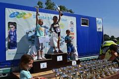 Na finálovém závodě Slavata Triatlon Tour odstartovalo 130 závodníků