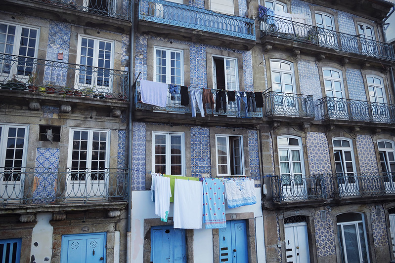 Old buildings | Porto