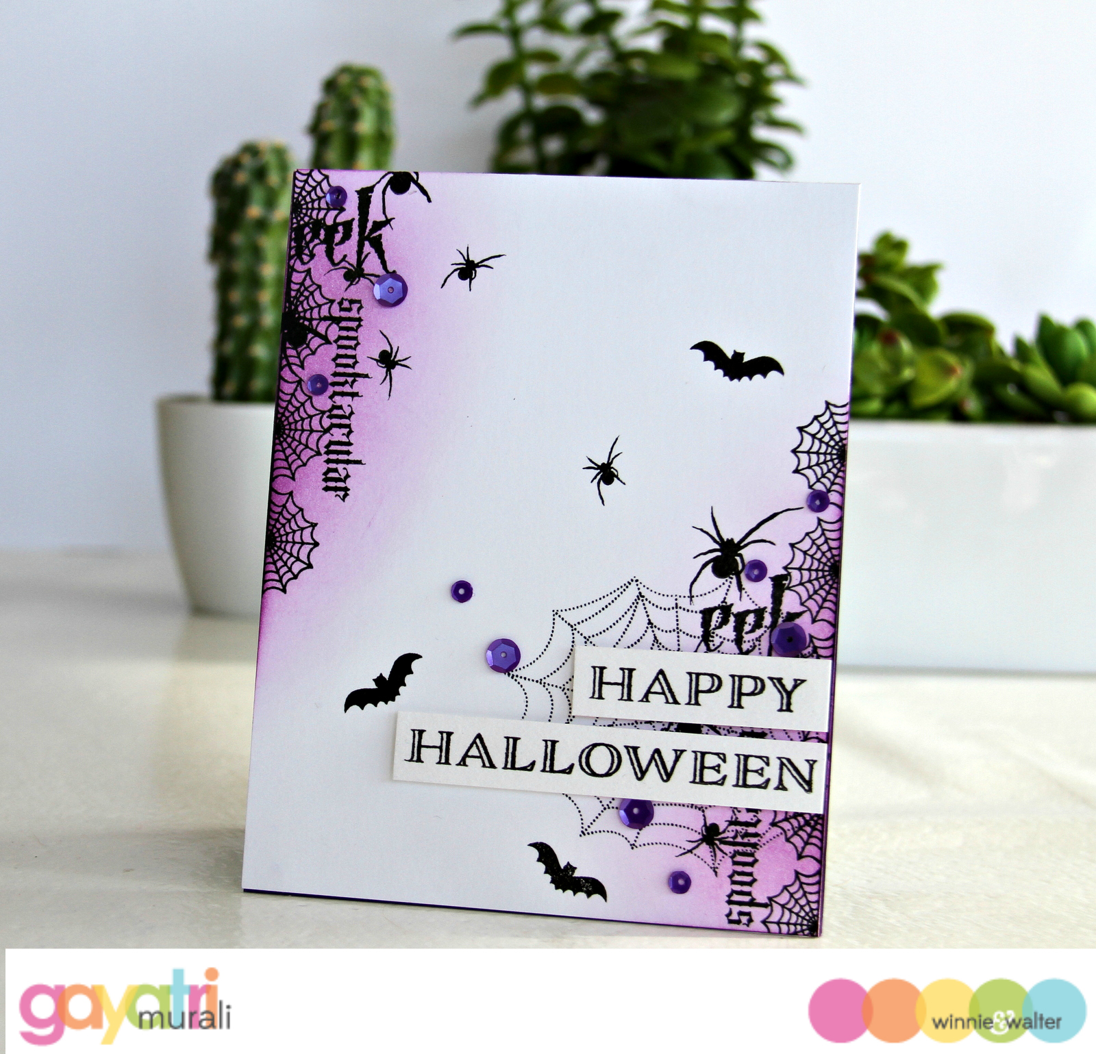 Gayatari_Happy Halloween card1