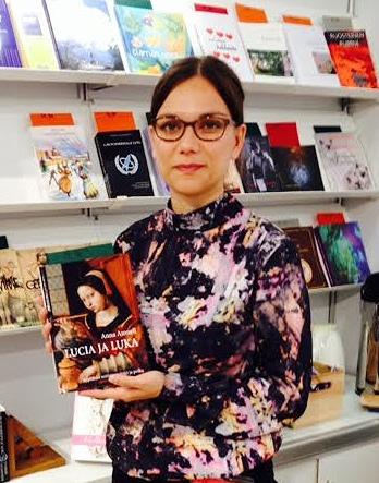 Kirjamessut-Vera Wunderlich BoD