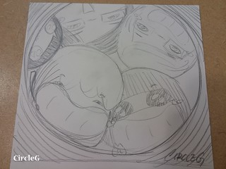 CIRCLEG 遊記 甘味鳥冬 荃灣 BLOG友圖聚 荃灣 城門水塘  行山 教育徑 猴子 馬騮 萬聖節 皇室堡 DUSTYKID 黃色東東  (6)
