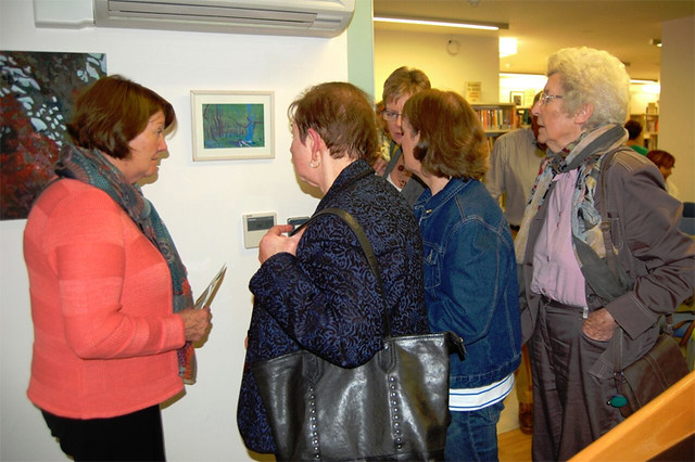 Culture Night - Ballymote Community Library