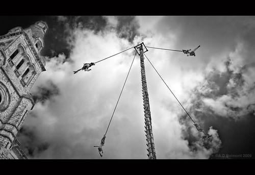 voladores@Cuetzalan