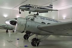 Al Mahatta Aviation Museum, Sharjah, UAE. 14-9-2015