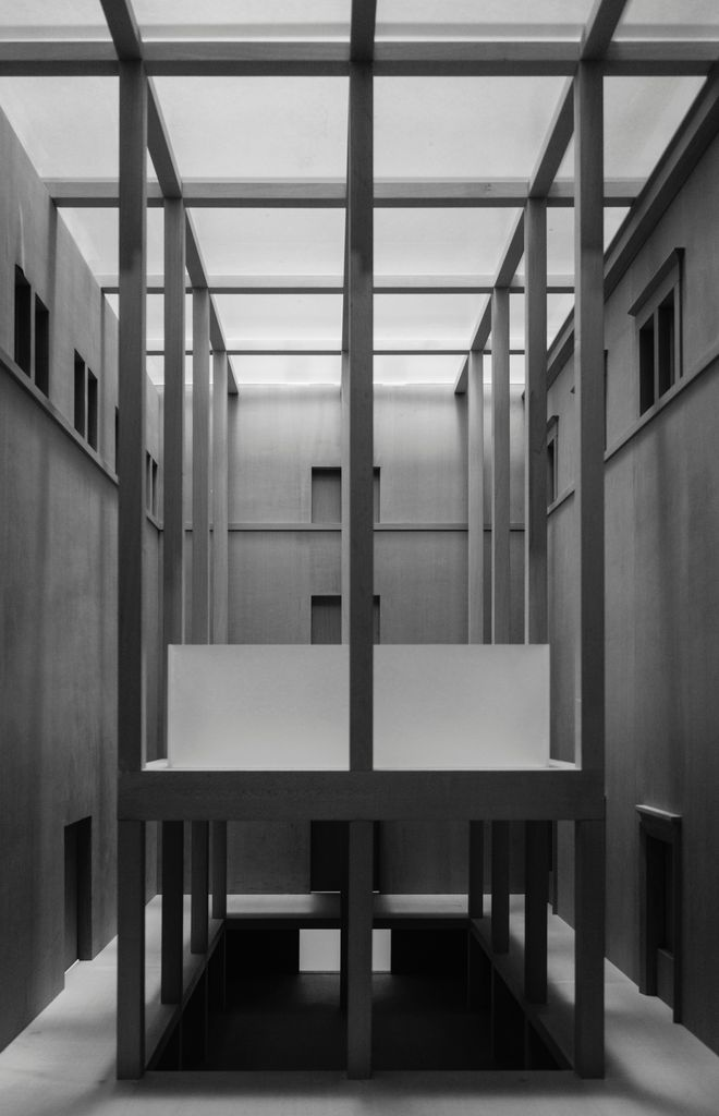 David Chipperfield Architects. Essentials - ICO Exhibition #4