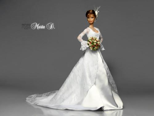 Marta D. Una novia de verdad (Marta D. Real Bride)