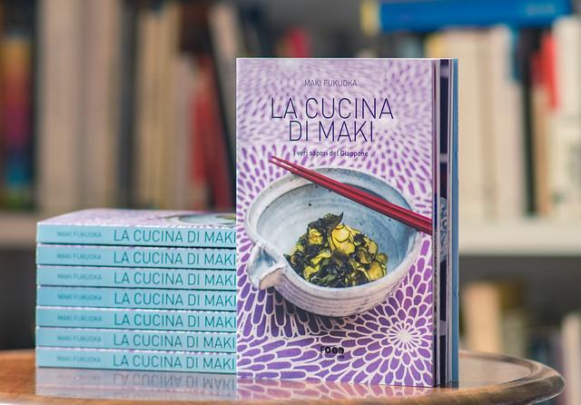 La cucina di Maki - il libro
