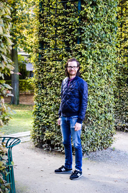 adam in da jardin