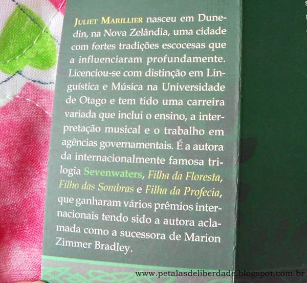 Resenha, livro, Filha da Floresta, Juliet Marillier